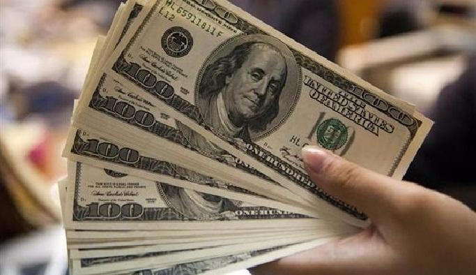 Dolar güne 3,45 liradan başladı