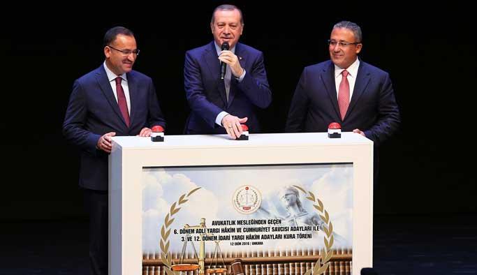 Erdoğan: Biz devletiz, burası Çatladıkapı Muhtarlığı değil