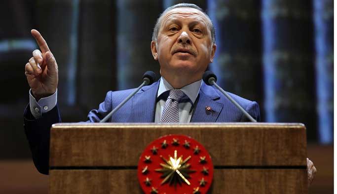 Erdoğan: Musul'da operasyonda da masada da olacağız