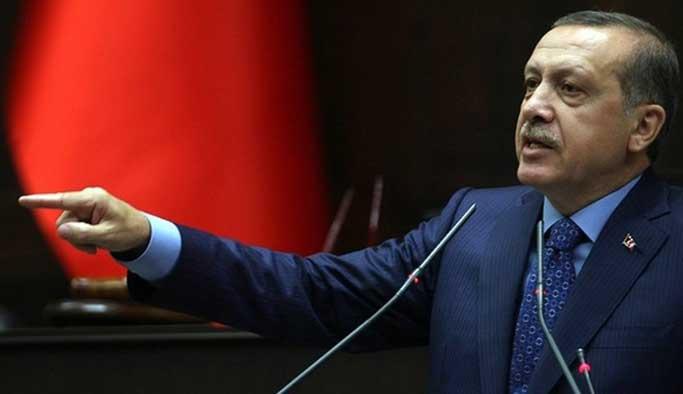 Erdoğan'dan Irak başbakanına: Haddini bil!