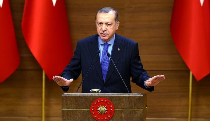 Erdoğan'dan Musul'a müdahale sinyali