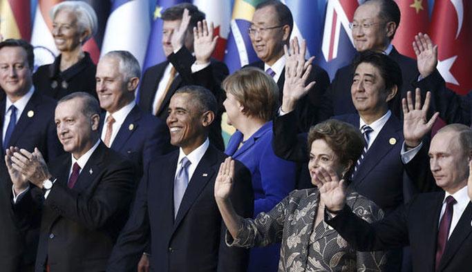 Erdoğan, Obama-Putin geriliminde devrede