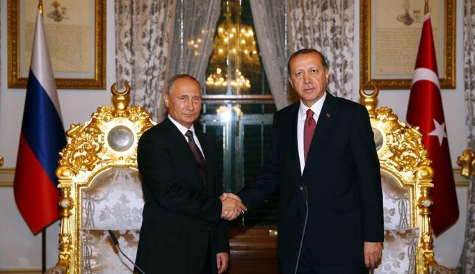 Erdoğan-Putin görüşmesinde sürpriz isimler