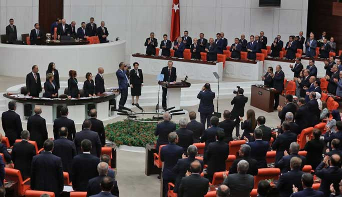 Erdoğan: Türkiye, Suriye'de masanın dışında kalamaz