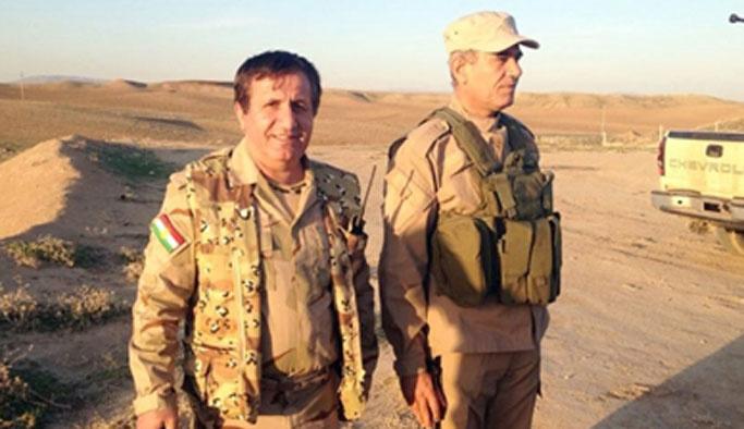 Eski PKK'lı Sait Çürükkaya Musul'da ağır yaralandı