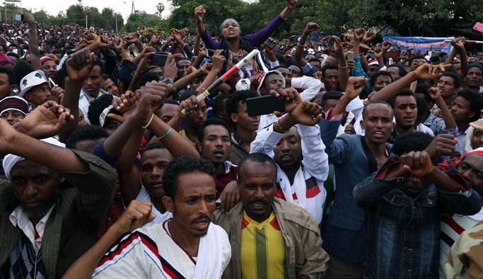 Etiyopya'daki karışıklıktan Türk firmaları da etkilendi