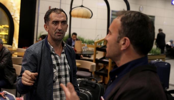 Etiyopya'da saldırıya uğrayan işçiler Türkiye'de