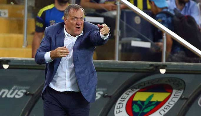 Fenerbahçe Teknik Direktörü Advocaat'tan maç yorumu