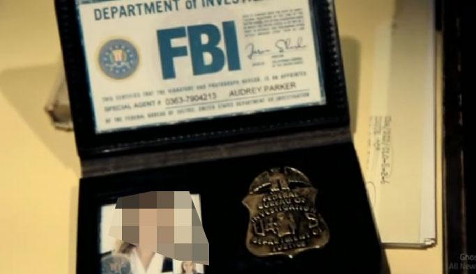 FETÖ şüphelisi sahte FBI kimliğiyle yakalandı