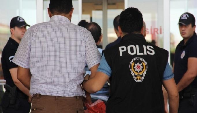 Giresun'da 6 kişi gözaltına alındı