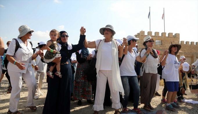 Filistin ve İsrailli kadınlardan