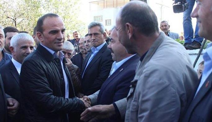 Firari Galip Öztürk Türkiye'ye döndü