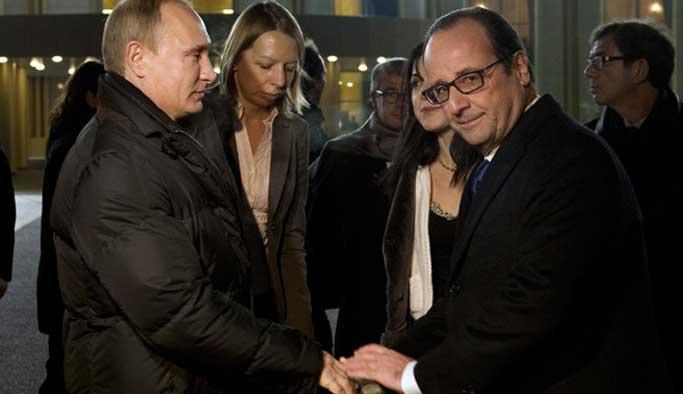 Fransa ve Rusya arasında gerginlik