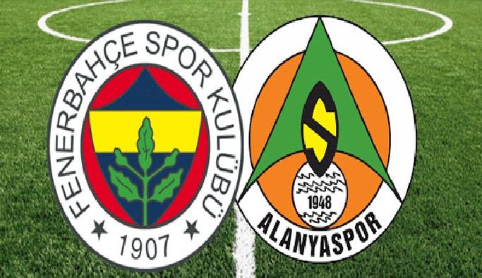 Fenerbahçe-Aytemiz Alanyaspor