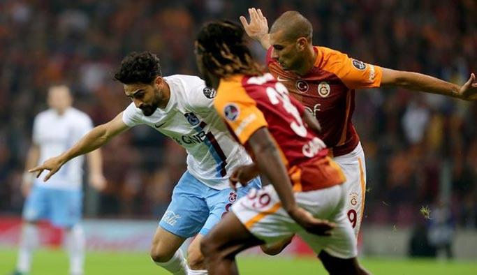 Galatasaray: 0 - Trabzonspor: 1