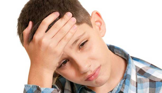 Geçmek bilmeyen baş ağrısına dikkat