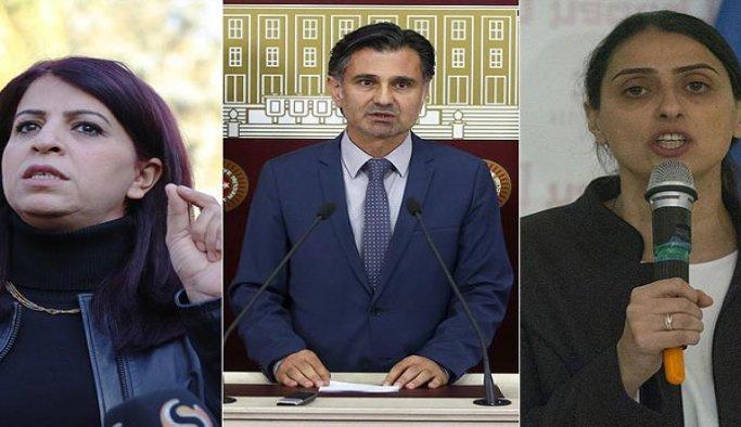 Terörist cenazesine katılan HDP'lilere soruşturma