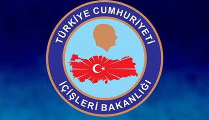 İçişleri Bakanlığında 37 personel açığa alındı