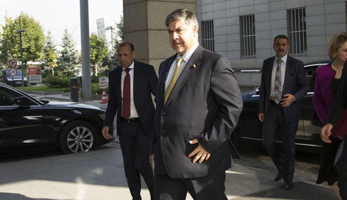 Irak Büyükelçisi bakanlığa çağrıldı