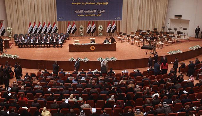 Irak Meclisi, Türkiye askeri için 'işgalci' kararı aldı