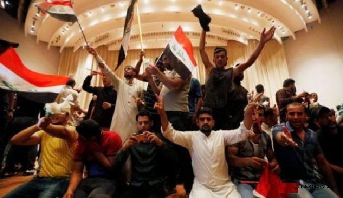 Irak'ta Türkiye karşıtı gösteri