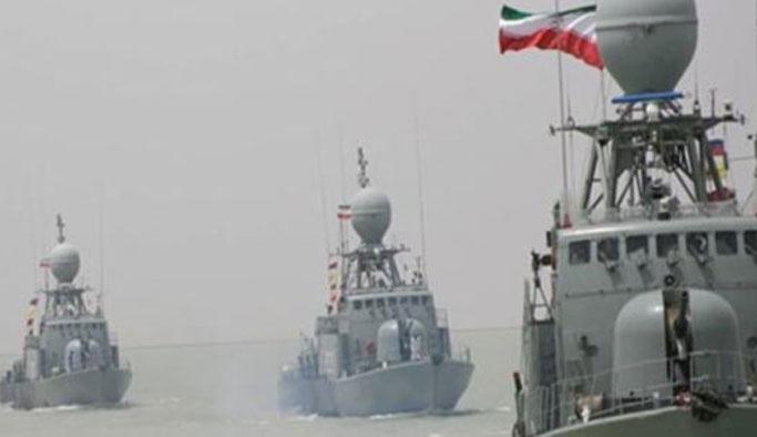 İran gemileri Yemen karasularını ihlal etti