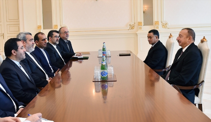 İran İçişleri Bakanı Fazli Azerbaycan'da
