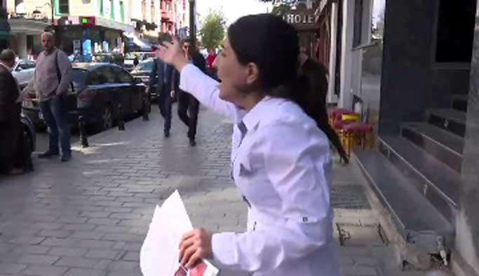İranlı Kürt kız Türkiye'de ortada kaldı