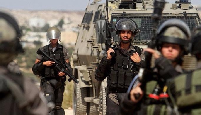 İsrail'den akıl almaz gözaltı