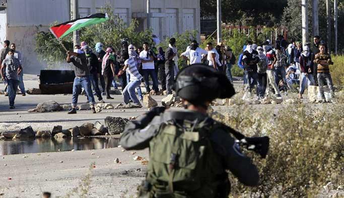 İsrail 21 kişiyi gözaltına aldı