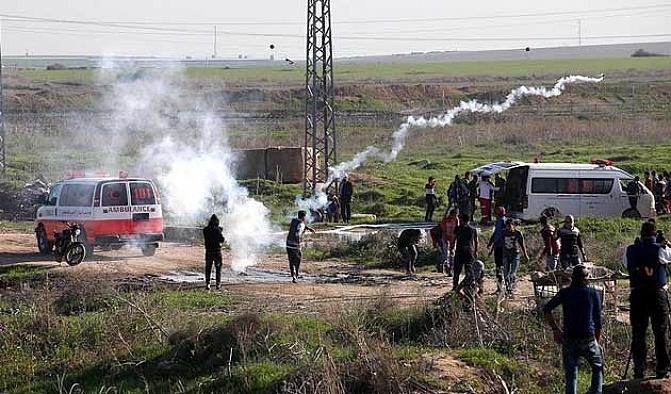 İsrail'den Gazze'ye yeni saldırı