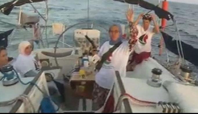 İsrail Gazze filosuna müdahaleyi doğruladı