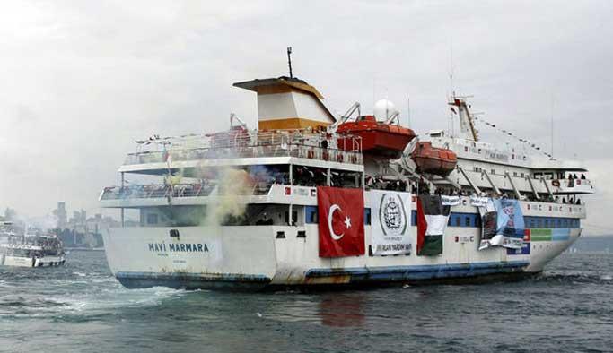 Mavi Marmara tazminatları ödendi