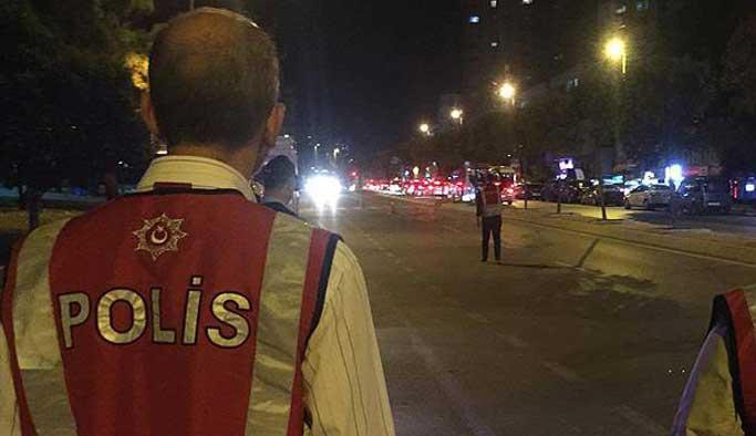 İstanbul'da binlerce polisle asayiş uygulaması