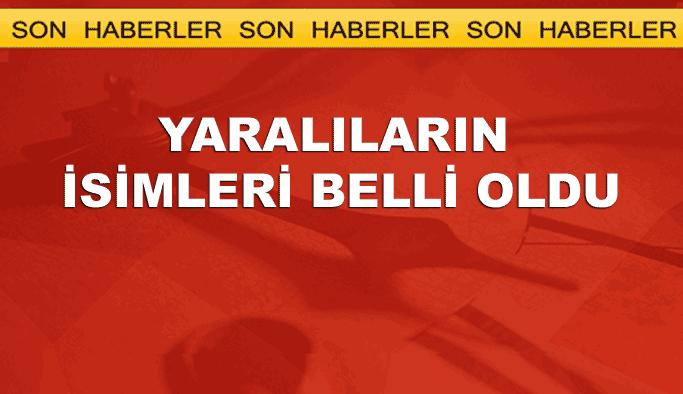 İstanbul'daki patlamada yaralıların ismi belli oldu