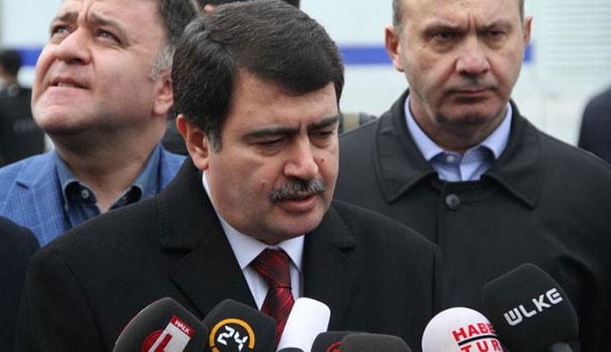 İstanbul Valisi Şahin'den 'saldırı' açıklaması