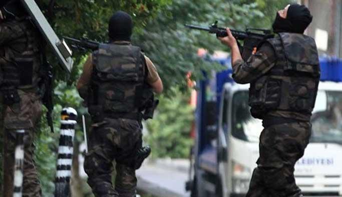 İzmir'deki PKK  operasyonu, 11 gözaltı