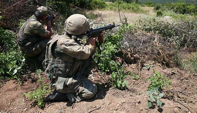 Kars'ta film gibi operasyon: Terörist grubun tamamı etkisizleştirildi