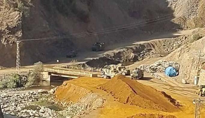 Kato Dağı'nda PKK'ya büyük operasyon