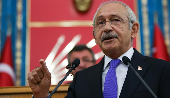 Kılıçdaroğlu 'Yenikapı ruhu'yla dalga geçti