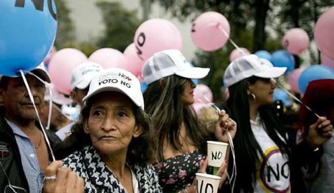 Kolombiya barış anlaşmasında son söz halkın
