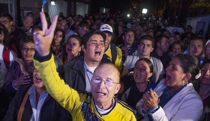 Kolombiya'da taraflar yeniden görüşecek