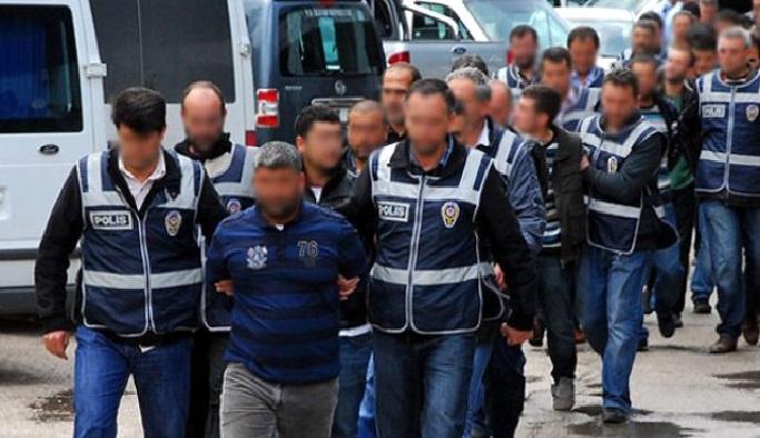 Konya'da 11 gözaltı