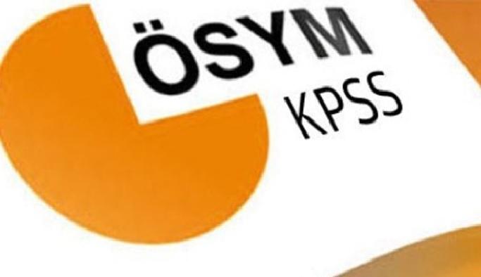KPSS Diyanet'in oturumu tamamlandı