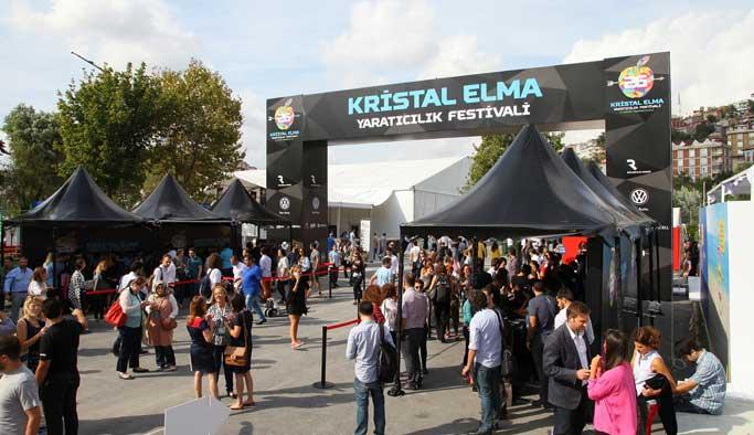 Kristal Elma Festivali başladı