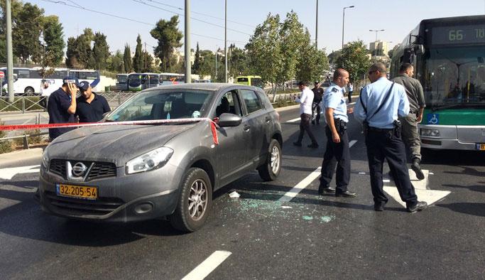 Kudüs'teki saldırıda ölü sayısı 3'e yükseldi