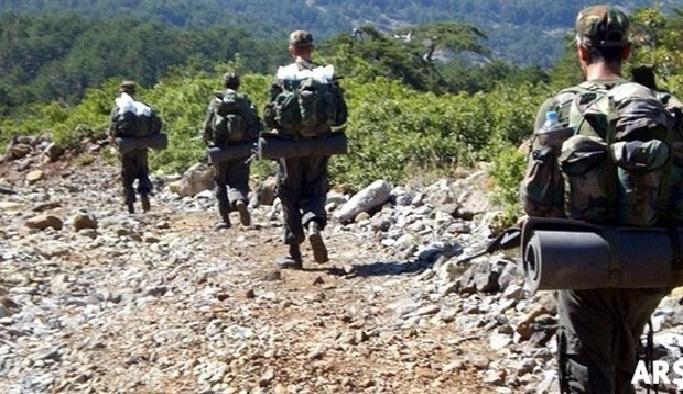 Diyarbakır ve Lice'de 6 terörist öldürüldü