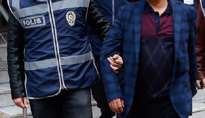 Manisa'da 25 gözaltı