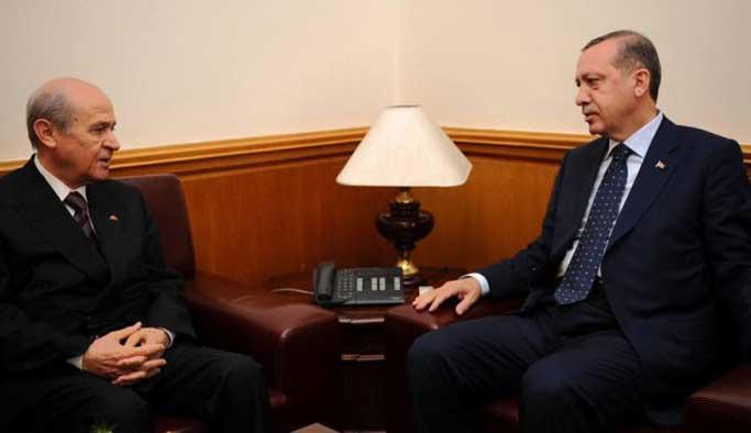 MHP'nin 'başkanlık' için şartları belli oldu