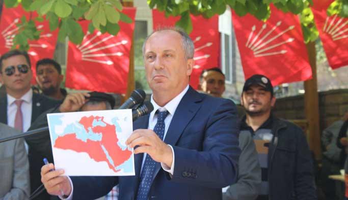 Muharrem İnce: Yunan adalarını sen geri al